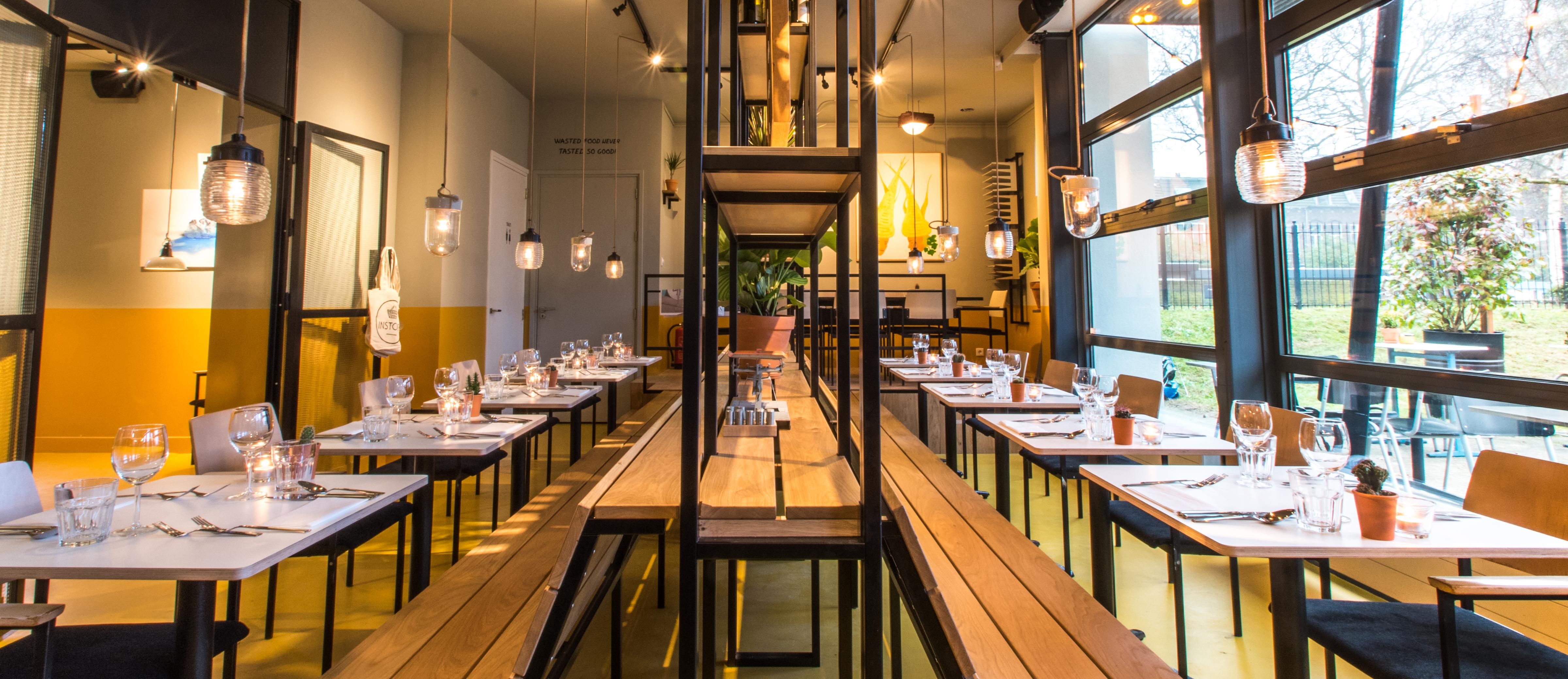 Instock Restaurant Utrecht