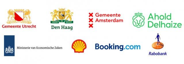 Deze bedrijven maakten eerder al gebruik van onze Stockrooms