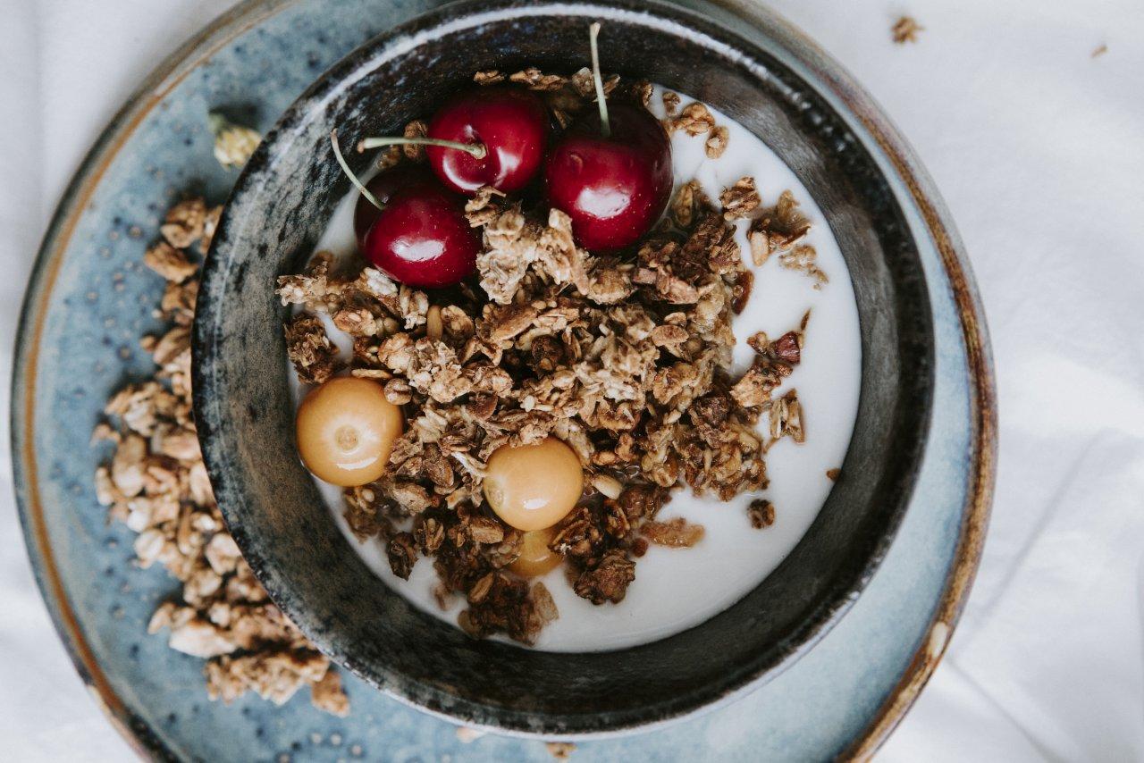 Recept met Instock Granola
