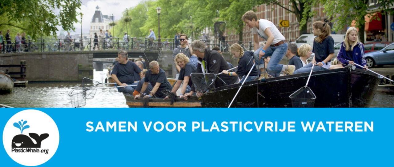 plastic verspilling
