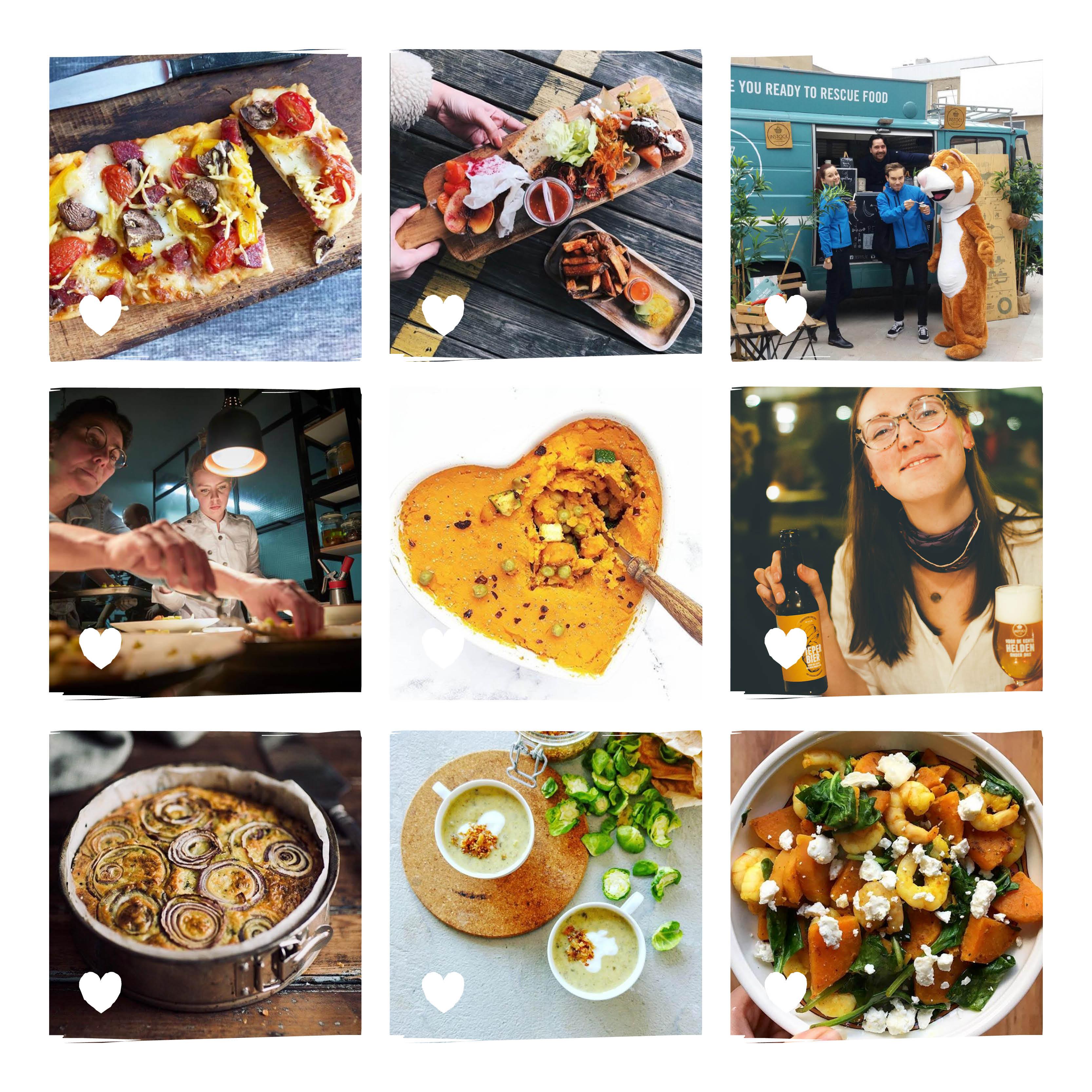 Fotos van Instock Instagram