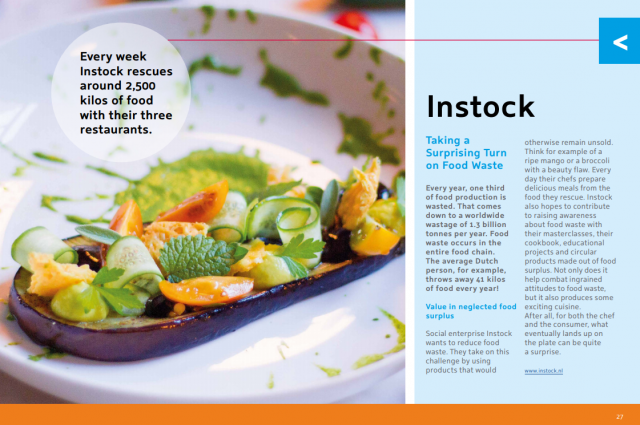 Instock circular hotspot magazine